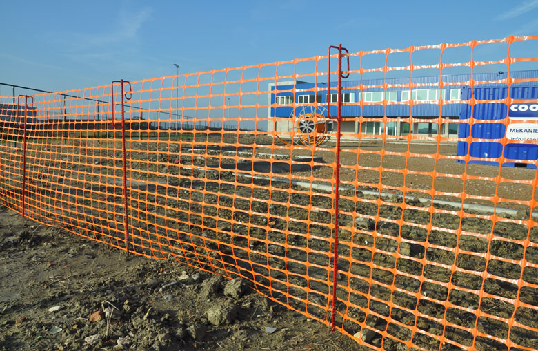 Barrier netting