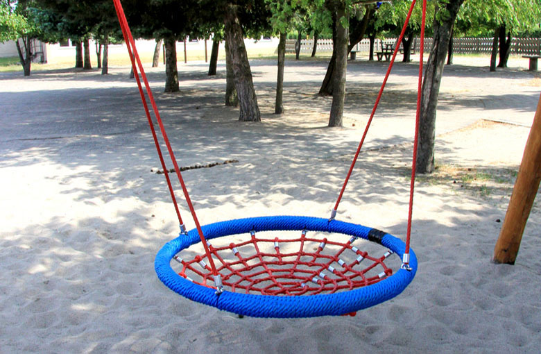 Bird's nest swings