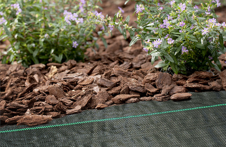 Ground cover fabric