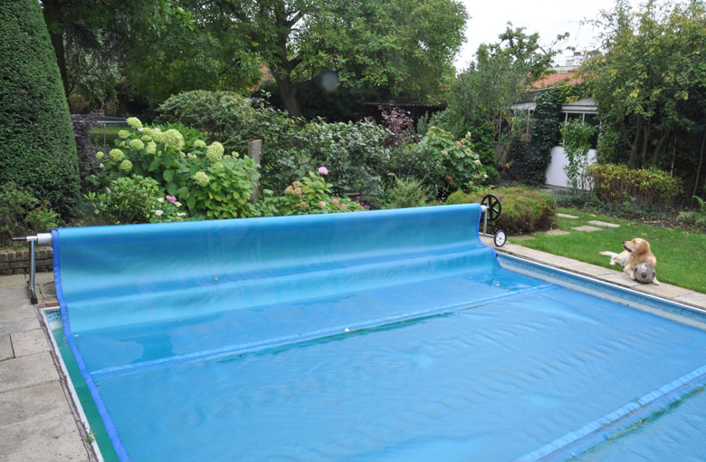 Swimming pool bubble covers | Landscaping | Garden & agriculture ...